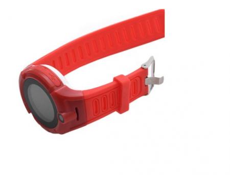Ceas Smartwatch cu GPS pentru Copii, SMARTIC®, Rosu, Rotund, functie apeluri, localizare GPS, camera foto, zona de siguranta, buton SOS7