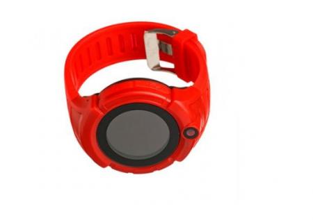 Ceas Smartwatch cu GPS pentru Copii, SMARTIC®, Rosu, Rotund, functie apeluri, localizare GPS, camera foto, zona de siguranta, buton SOS3