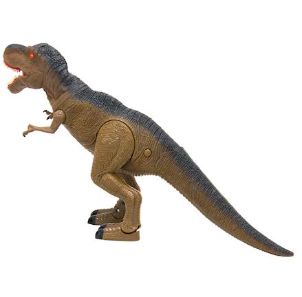 Dinozaur interactiv T-Rex de la SMARTIC®, cu lumini, sunete si miscari reale [3]