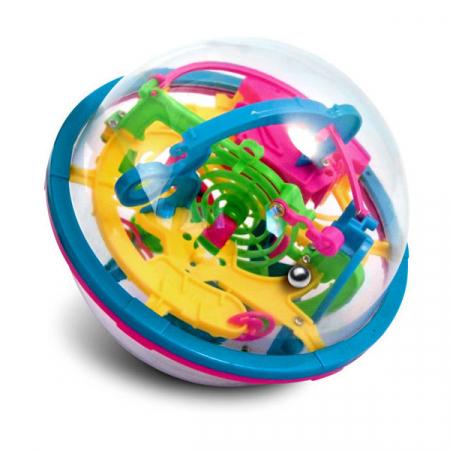 Labirint interactiv  cu bila 3D, pentru copii cu tonsoane0