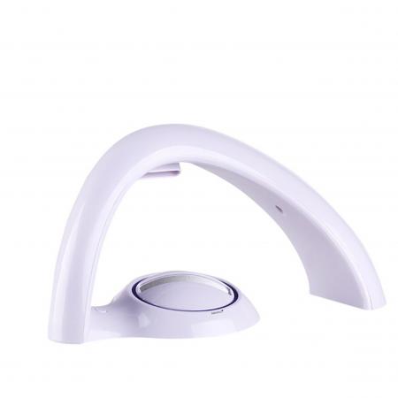 Lampa cu proiectie curcubeu, pentru copii, cu LED-uri multicolore, 2 moduri iluminare, Smartic® [1]