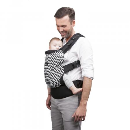 Marsupiu Ergonomic Care N22 Zaffiro , confortabil,pentru copii1