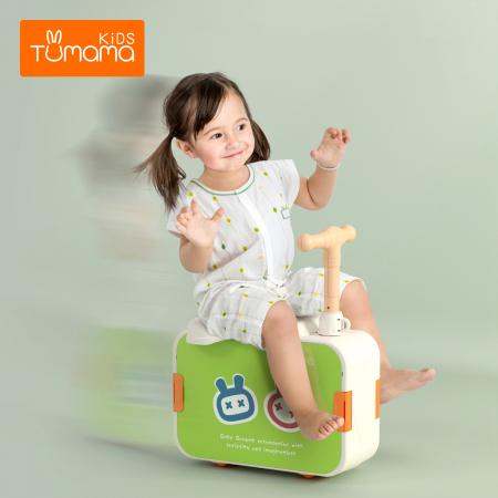 Masuta modulara cu scaunel  2 in 1 pentru copii, cu doua fete,  +3 ani, plastic, Tumama®, multicolor [4]