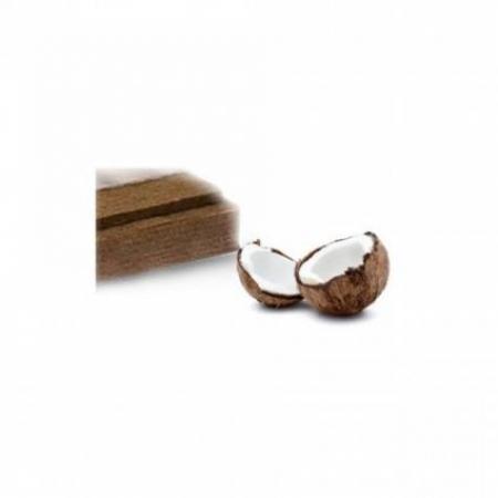Saltea pentru bebelusi din Cocos Integral, 120x60x6 cm, Husa Bumbac Nematlasat, Antialegica, Husa Lavabila, Alb [4]