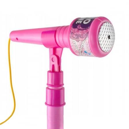 Set interactiv Karaoke, cu microfon, suport si lumini, SMARTIC®, melodii incluse1