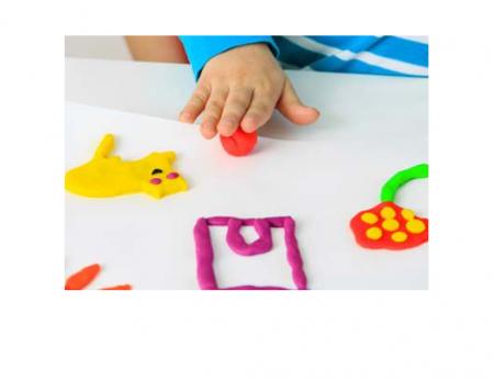 Set plastilina My little animals, SMARTIC®, cu accesorii, multicolor [4]