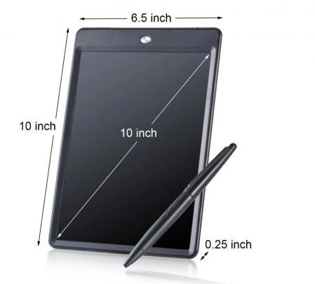 Tableta Grafica Cu Display de 10 inch pentru Scris si Desenat + Creion4