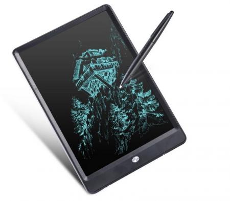 Tableta Grafica Cu Display de 10 inch pentru Scris si Desenat + Creion3