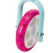 Trotineta copii cu 3 roti, design Minnie Mouse SMARTIC®, roz2
