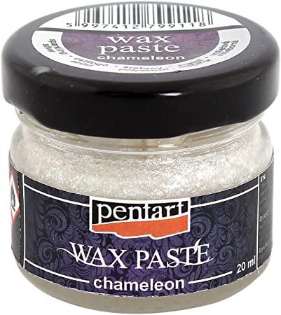 Pasta ceara chameleon 20 ml- argintiu stralucitor [0]