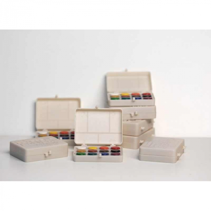 Acuarele 12 culori Colibri -Fondul Plastic [1]