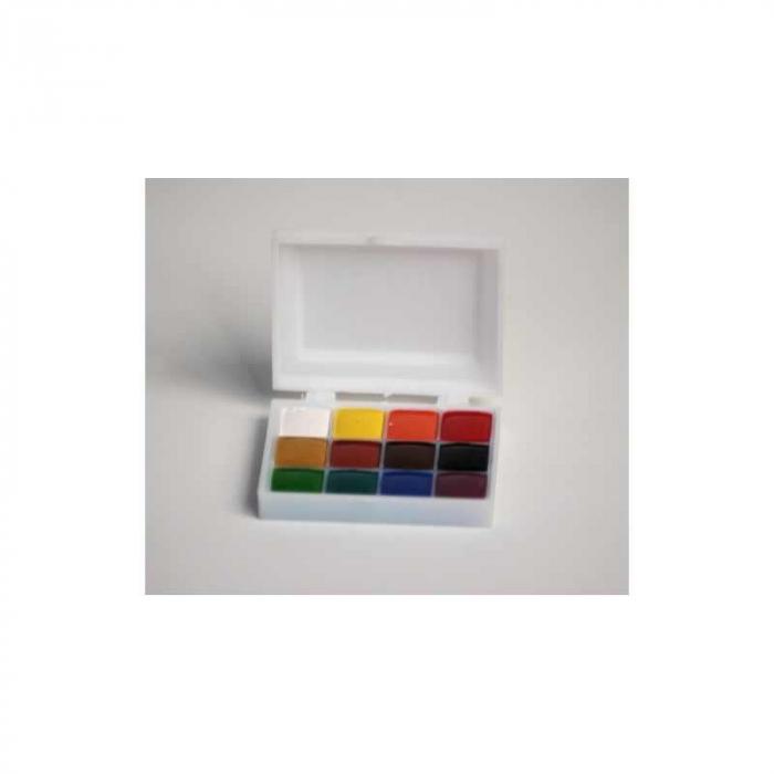 Acuarele 12 culori Pictor [0]