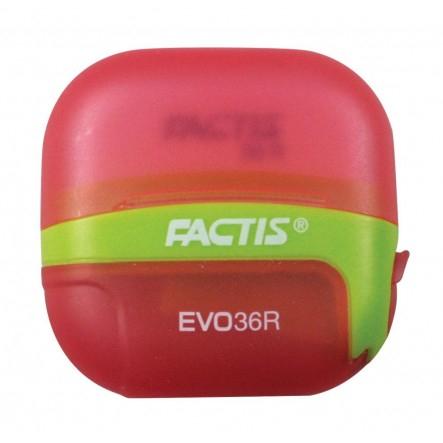 Ascutitoare cu radiera EVO36R Factis 5