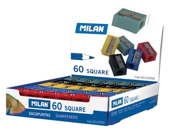 Ascutitoare plastic simpla Milan 0