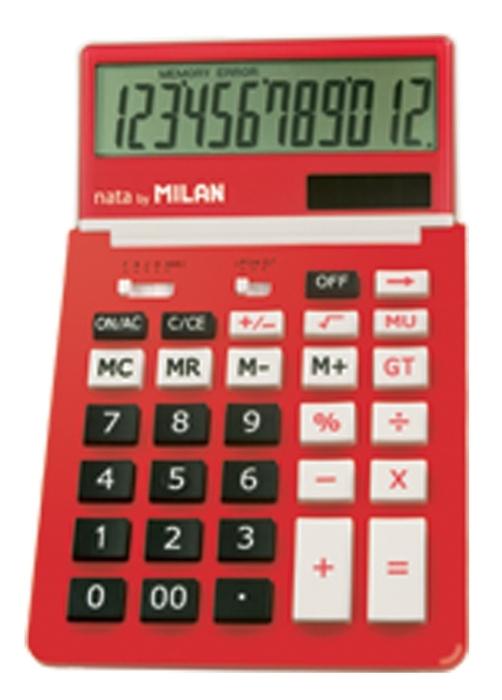 CALCULATOR 12 DG MILAN 150212RBL [0]