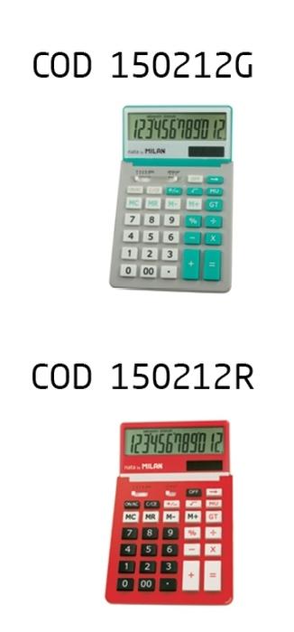 CALCULATOR 12 DG MILAN 150212RBL [1]