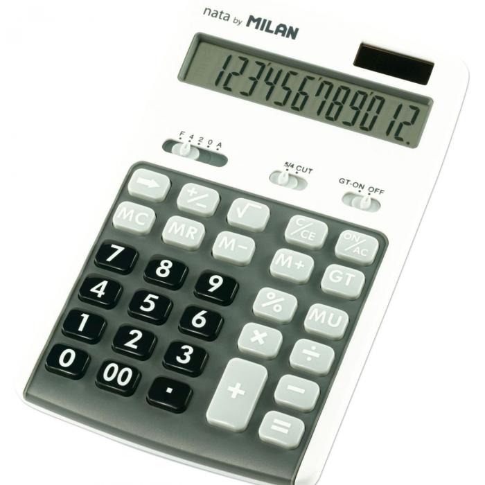 CALCULATOR 12 DG MILAN 150712GBL [0]