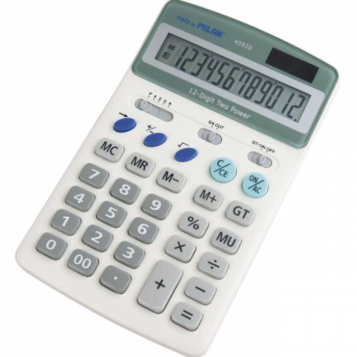CALCULATOR 12 DG MILAN 920 [0]