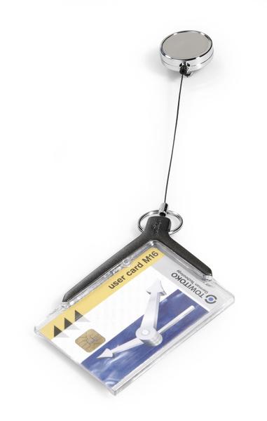 CARD HOLDER DE LUXE PRO, set 10 buc 0