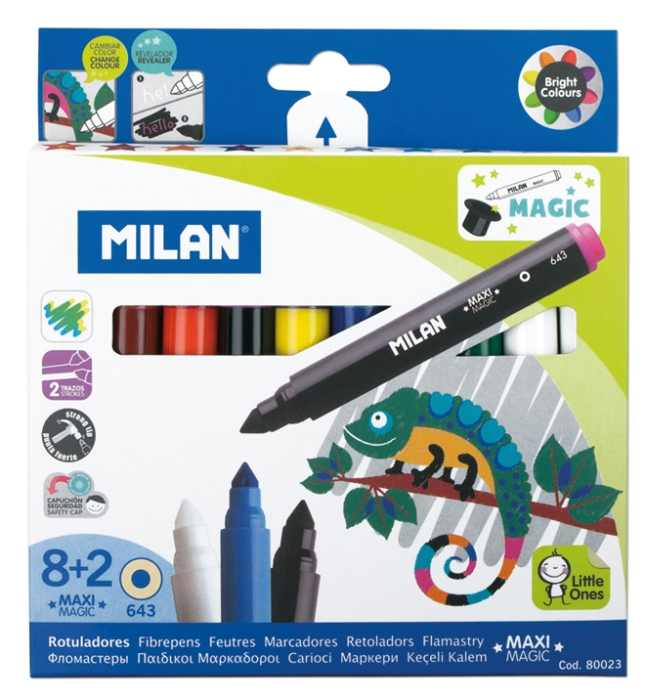 Carioca 8+2 schimba culoarea Milan [0]