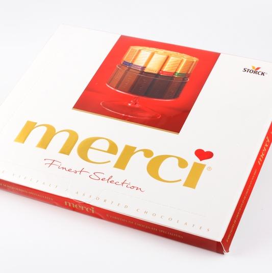 Ciocolata Merci [0]