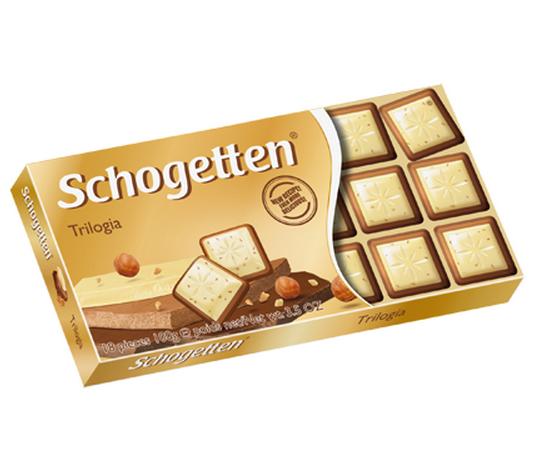 Ciocolata Schogetten Trilogia 100g [0]
