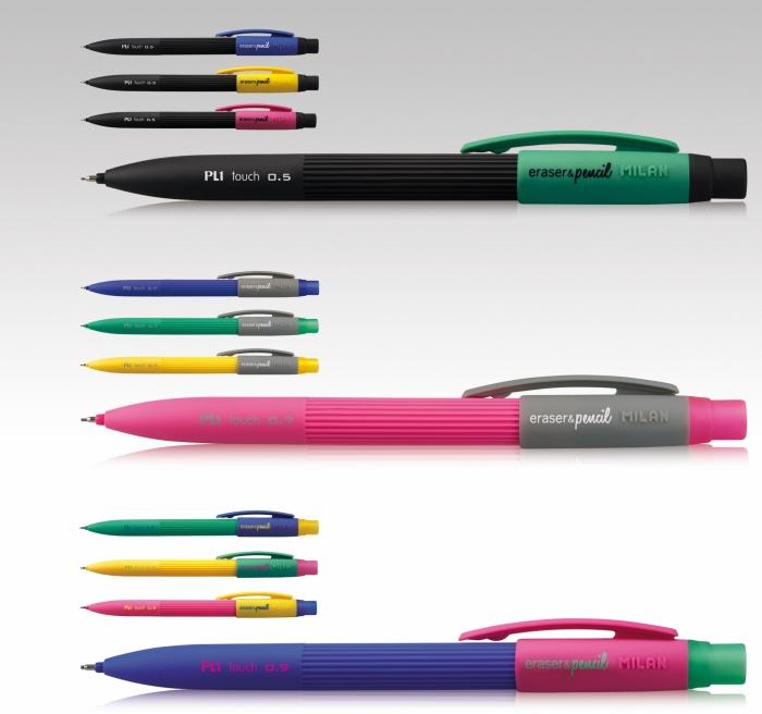 Creion mecanic 0.5 / 0.7 / 0.9 Milan PL1 [0]