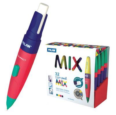 Creion mecanic 0.7mm Compact Mix Milan [0]