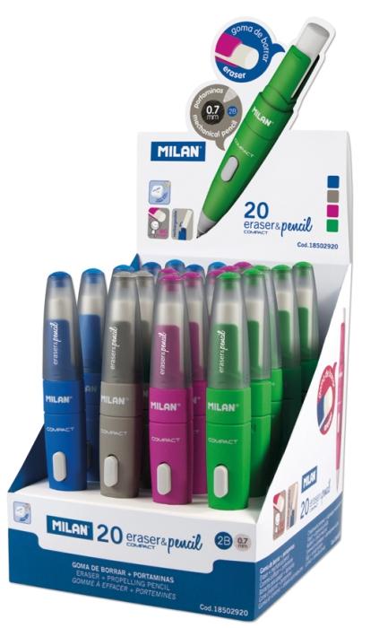 Creion mecanic Compact 0.7 Milan 0