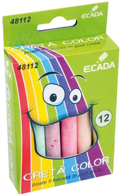 Creta color 12/cut Ecada, NU face praf ! [0]