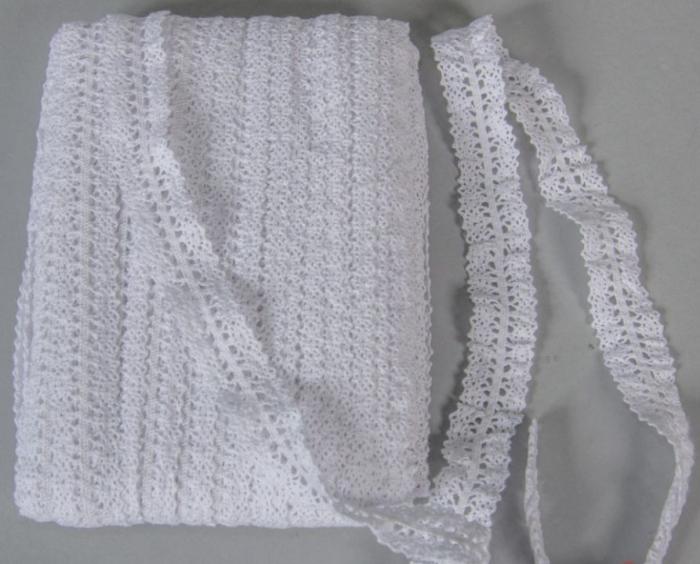 Dantela alba elastica 1m/2cm 372076 [0]