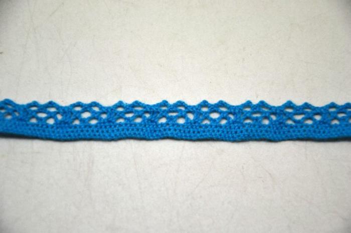 Dantela albastra 1m/1cm -371809 [0]