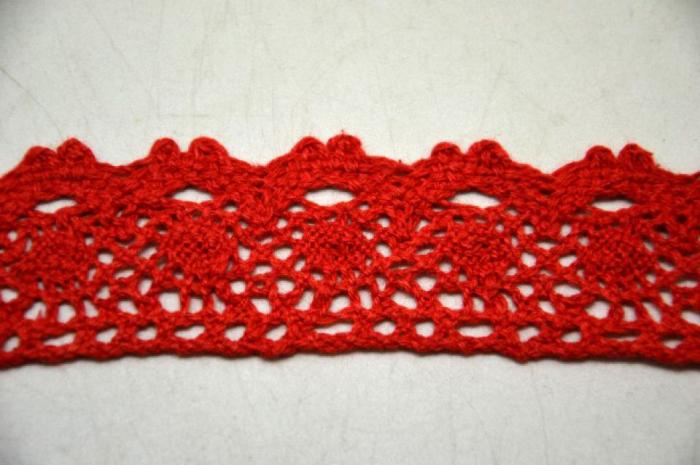 Dantela rosie 1m/3cm -371822 [0]
