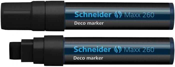 Deco marker tip creta  Schneider 260 - varf 2-15mm 2