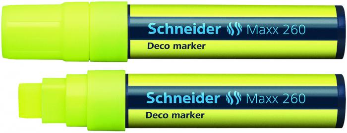 Deco marker tip creta  Schneider 260 - varf 2-15mm 6