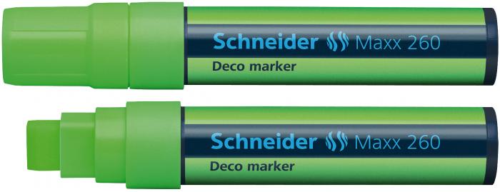 Deco marker tip creta  Schneider 260 - varf 2-15mm 0