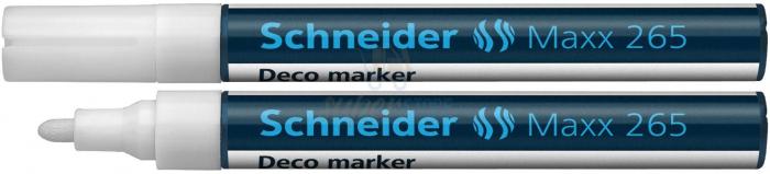 Deco marker tip creta Schneider 265 - varf 1-3mm 3