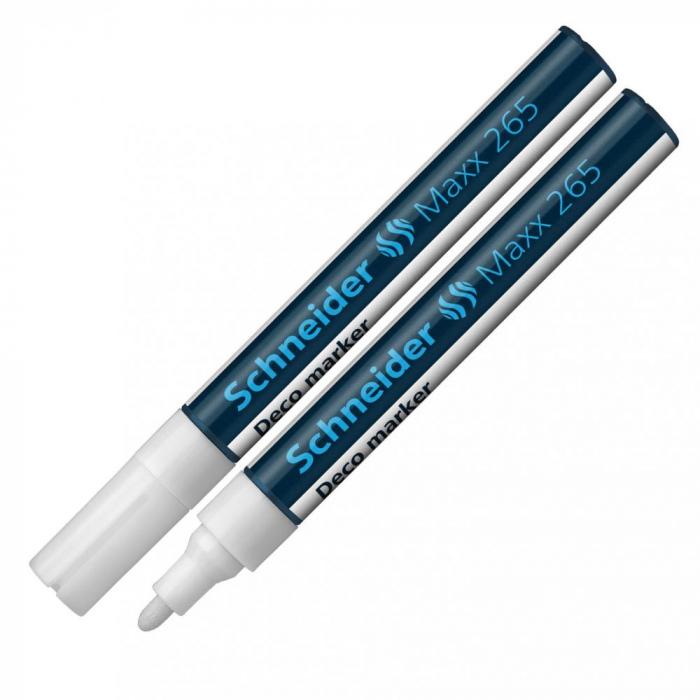 Deco marker tip creta Schneider 265 - varf 1-3mm 0