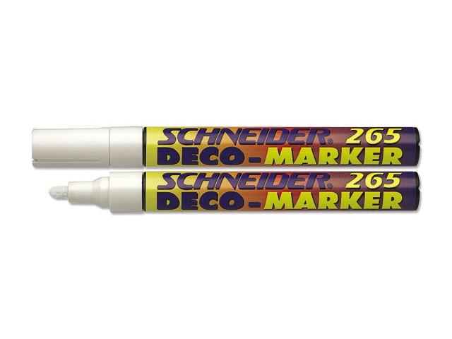 Deco marker tip creta Schneider 265 - varf 1-3mm 2