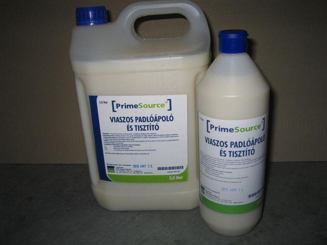 Detergent pardoseli cu ceara 5L 0