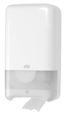 Dispenser h. igienica Tork Twin T6 1
