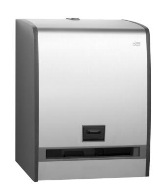 Dispenser prosoape rola Tork- aluminiu 0