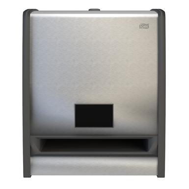 Dispenser prosoape rola Tork- aluminiu 1