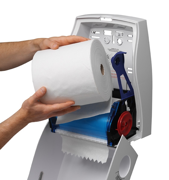 Dispenser prosop rola Kimberly Clark Controlomatic 1