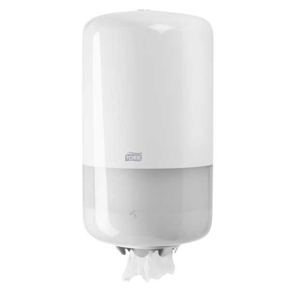 Dispenser rola cu derulare centrala Tork Elevation - mic 0