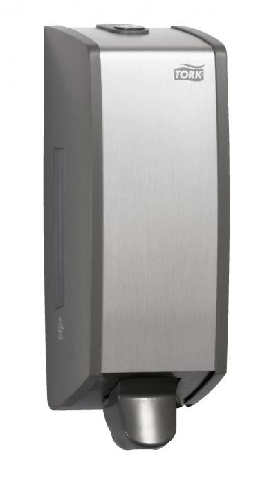 Dozator 1L aluminiu sapun lichid Tork 0