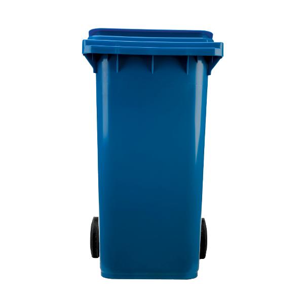 Europubele colorate 120L HDPE -Albastru [0]
