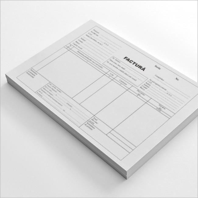 Factura A5-A4, 3ex autocopiativa 1