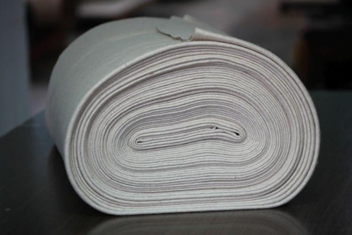 Fertu IDEA (60% lana, 40% viscoza) 50cm x 140 cm latime- natur 0