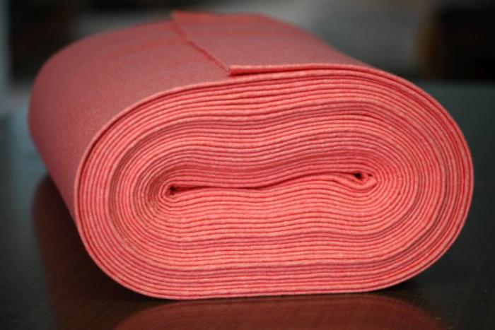 Fertu IDEA (60% lana, 40% viscoza) 50cm x 140 cm latime- somon 0
